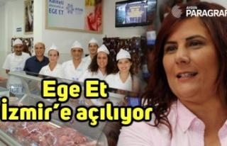 Ege Et İzmir'e açılıyor