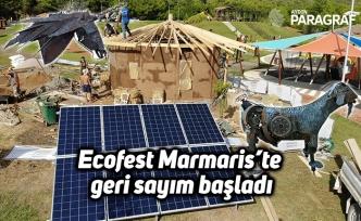 Ecofest Marmaris'te geri sayım başladı