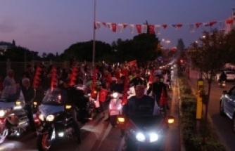 Cumhuriyet Bayramının 96. Yılı Coşkuyla Kutlandı