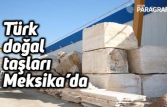 Türk  doğal  taşları  Meksika'da