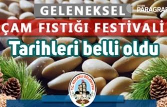 Koçarlı Çam Fıstığı Yerel Ürünler Festivali tarihleri belli oldu