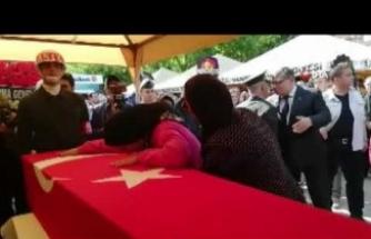 Şehit Piyade Er Akkuş'u son  yolculuğuna binlerce Aydınlı uğurladı